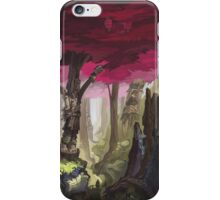Forest of Fakes iPhone Case/Skin