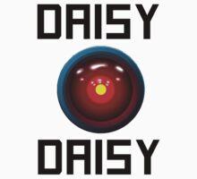 DAISY DAISY - HAL 9000 by jonathangage