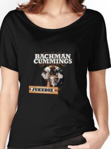 The Guess Who Carl Dixon Bachman Cummings 6 Women's Relaxed Fit T-Shirt