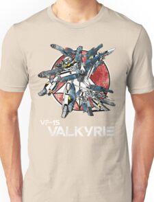 Vintage Skull Squadron Unisex T-Shirt