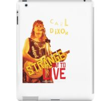 The Guess Who Carl Dixon Bachman Cummings 8 iPad Case/Skin