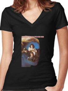 The Guess Who Carl Dixon Bachman Cummings 5 Women's Fitted V-Neck T-Shirt
