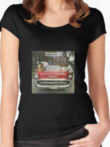 The Guess Who Carl Dixon Bachman Cummings 7 Women's Fitted Scoop T-Shirt