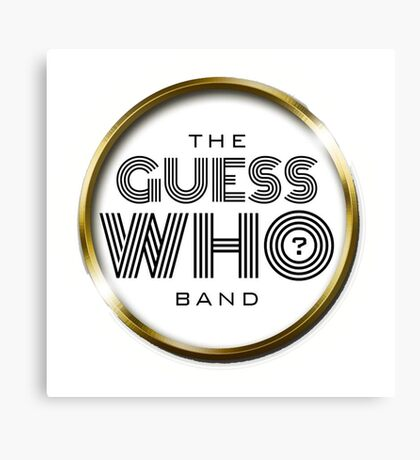 The Guess Who Carl Dixon Bachman Cummings 9 Canvas Print