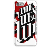 The Guess Who Carl Dixon Bachman Cummings 10 iPhone Case/Skin