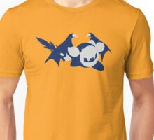 Meta Knight 2-colour Unisex T-Shirt