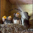 Choir Practice by almaalice