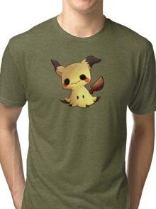 Chubby Mimikyu Tri-blend T-Shirt