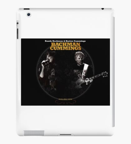 The Guess Who Carl Dixon Bachman Cummings 14 iPad Case/Skin
