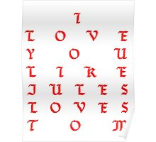 Foxboro Love Poster