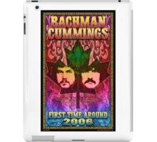 The Guess Who Carl Dixon Bachman Cummings 12 iPad Case/Skin