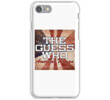 The Guess Who Carl Dixon Bachman Cummings 15 iPhone Case/Skin