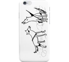 Feral Dogs iPhone Case/Skin