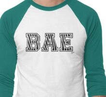 lame. - BAE Men's Baseball ¾ T-Shirt