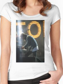 Tom Odell Women's Fitted Scoop T-Shirt