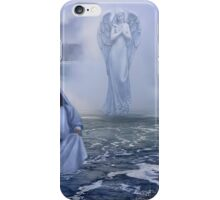 ><((((º> VISIONS WITHIN THE LIVING WATER - CHRSITIAN PILLOW AND OR TOTE BAG ><((((º> iPhone Case/Skin