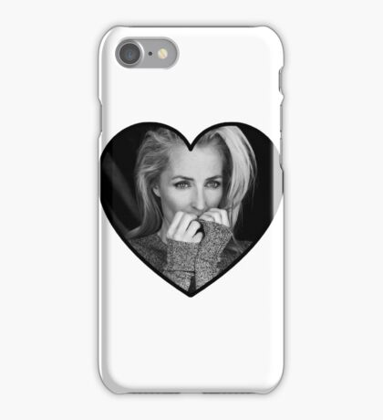 Heart Shaped G  iPhone Case/Skin
