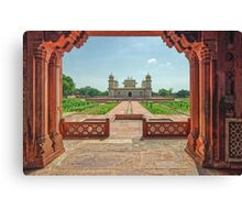 Baby Taj - Agra - Uttar Pradesh - India Canvas Print