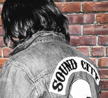 Sound City Jacket Sticker