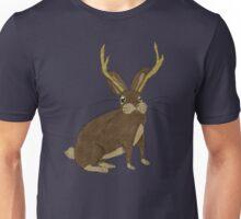 Mythical Creature Jackalope Unisex T-Shirt