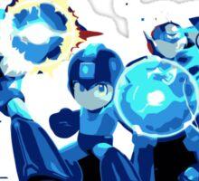 Mega-Man Generations Sticker