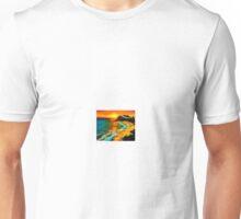carribean. sunset Unisex T-Shirt