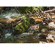 Cascade Photographic Print
