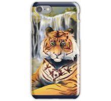 Mama Tiger iPhone Case/Skin