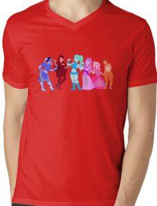 Game Girls  Mens V-Neck T-Shirt
