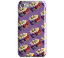 Basket of Exotic Butters iPhone Case/Skin