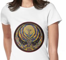Phoenix Rising Womens Fitted T-Shirt