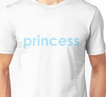 princess blue Unisex T-Shirt