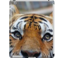 Tiger Playing Hide & Seek iPad Case/Skin