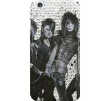 Sweet Blasphemy iPhone Case/Skin