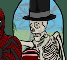 Mr. Bones Wild Ride Sticker