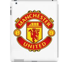 Manchester United  iPad Case/Skin