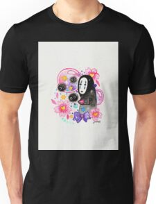No Face - Kaonashi Unisex T-Shirt