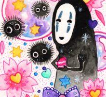 No Face - Kaonashi Sticker