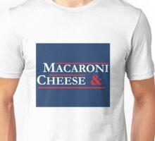 Macaroni and Cheese Unisex T-Shirt