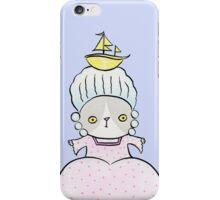 Marie Antoincatty iPhone Case/Skin