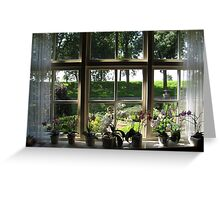 Farmhouse - Zuid Holland, Netherlands Greeting Card