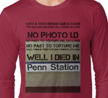 Penn Station Long Sleeve T-Shirt