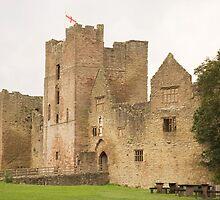 Ludlow Castle by John Morris