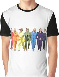 hillary pantsuit Graphic T-Shirt