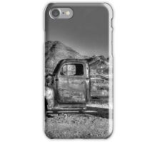 Rust and Ruins iPhone Case/Skin