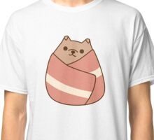 Pupsheen Wrapped in Bacon Classic T-Shirt