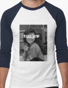 Kelly Kapowski Men's Baseball ¾ T-Shirt