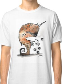 narwhal monster Classic T-Shirt