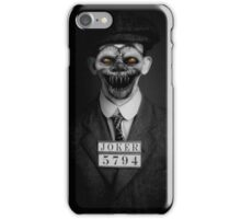 Joker 5794 iPhone Case/Skin