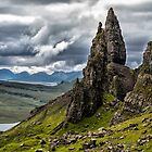 The Old Man of Storr by Walter Quirtmair